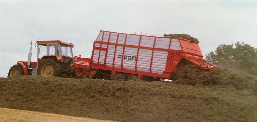 Schlüter Traktor