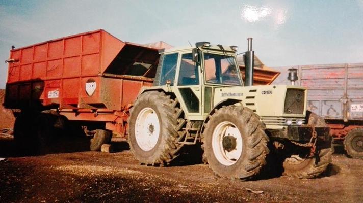 Hürlimann Traktor
