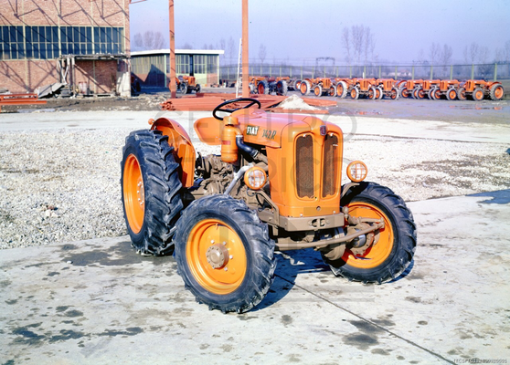 Fiat 411 R