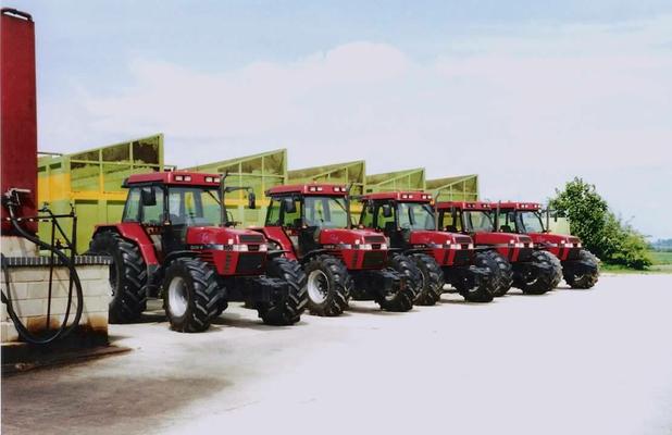Case Maxxum Traktoren