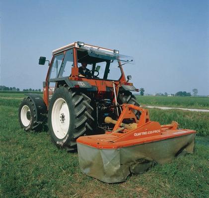 Fiatagri 80-90 DT mit Rückfahreinrichtung