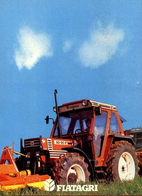 Fiatagri 85-90 Turbo DT