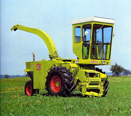 Claas Jaguar SF