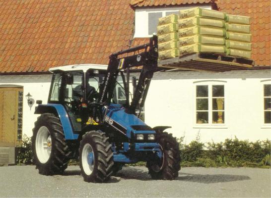 Ford SEBRA Traktor