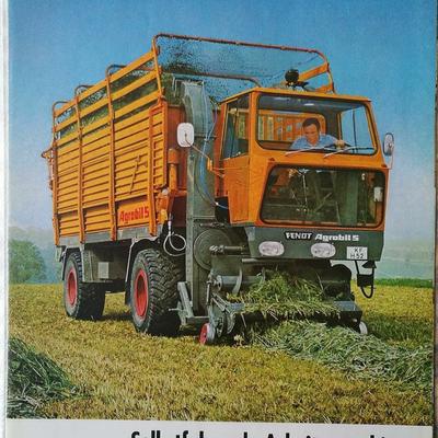 Fendt Agrobil S