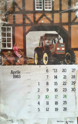 Fiatagri Kalender April