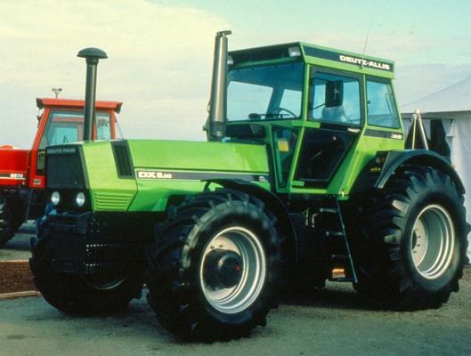 Deutz-Allis 8.31 Traktor