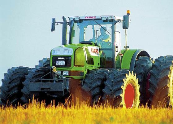 Claas Atles 936 RZ Traktor