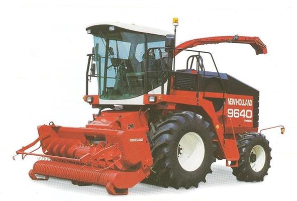 Fiatagri New Holland 9640