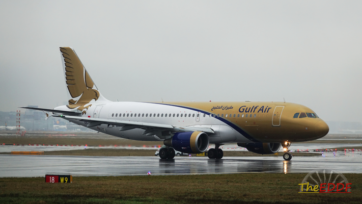 Gulf Air Airbus A320-200 A9C-AM