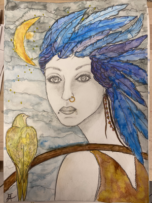 Muse de la Nuit