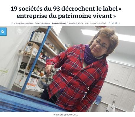 ALM DECO Labelisé EPV