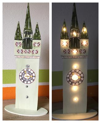 Lampe Stadtturm