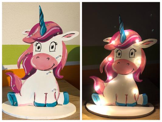 Lampe Einhorn 4