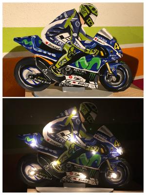 Rossi Deko Lampe