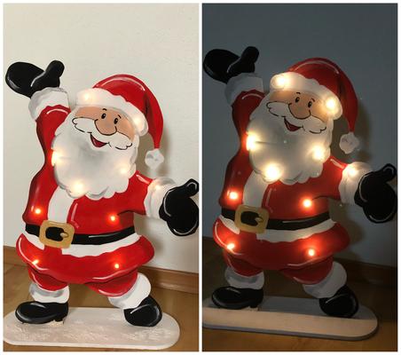 Weihnachtsmann XXL 55cm