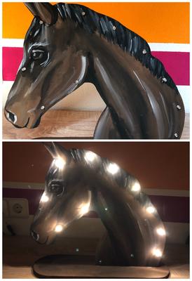 Lampe Pferd 4