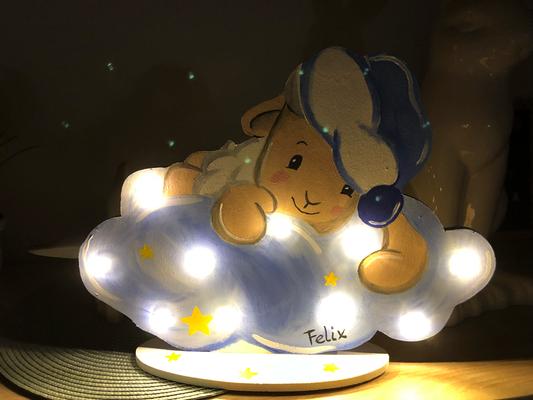 Lampe Schäfchen