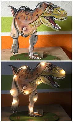 Lampe T-Rex