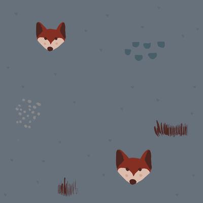 Foxlove Blau