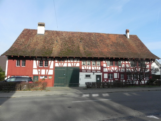 Niederglatt - Riegelhaus