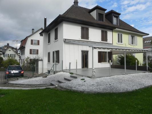 Schlieren - Doppeleinfamilienhaus