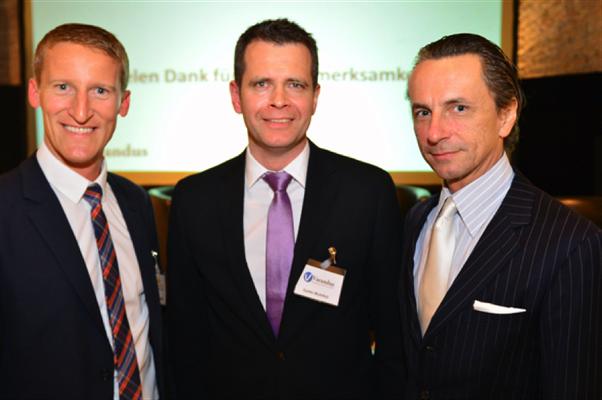 Sven Rischko, Guido Wohlfeil, Christian Rainer, ©KRONOS Advisory GmbH
