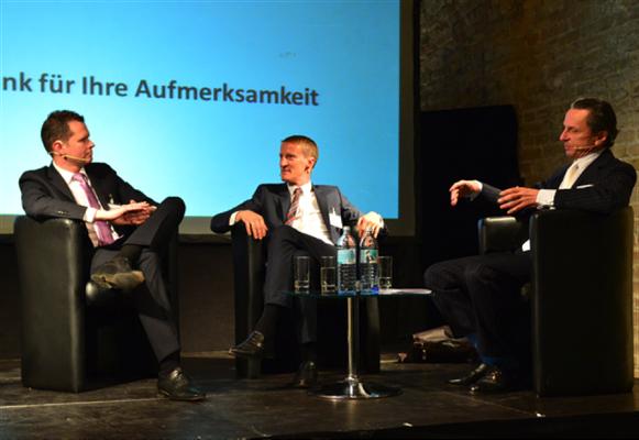 Guido Wohlfeil, Sven Rischko, Christian Rainer, ©KRONOS Advisory GmbH