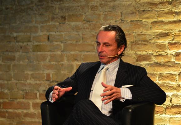Christian Rainer stellte knallharte Fragen an die Experten, ©KRONOS Advisory GmbH