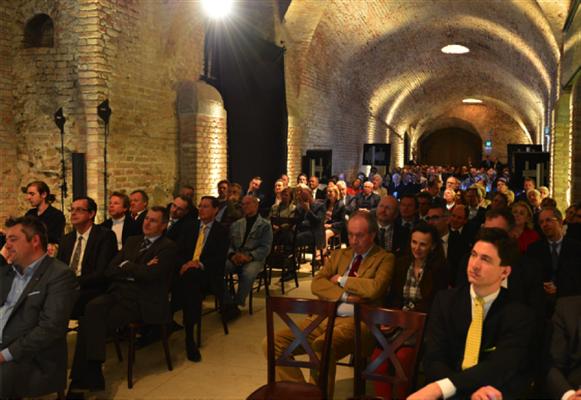 Das interessierte Publikum, ©KRONOS Advisory GmbH