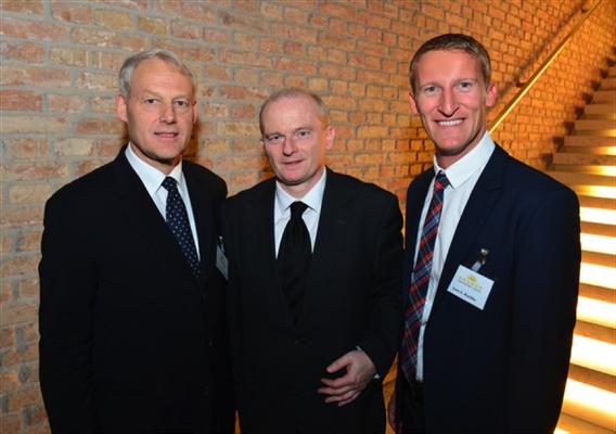 Charles vonErp, Peter Thirring, Sven Rischko, ©KRONOS Advisory GmbH