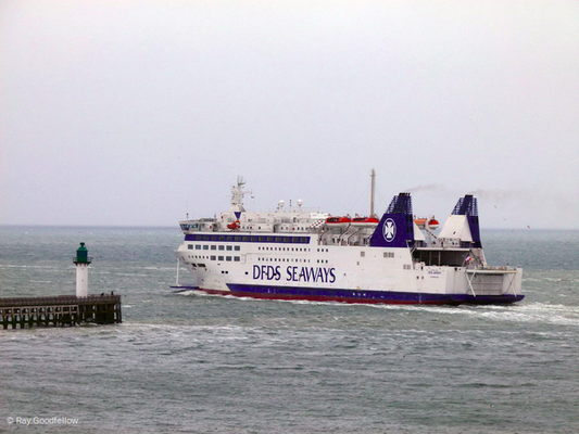 Deal Seaways. Courtesy Ray Goodfellow (Dover Ferries Photos).