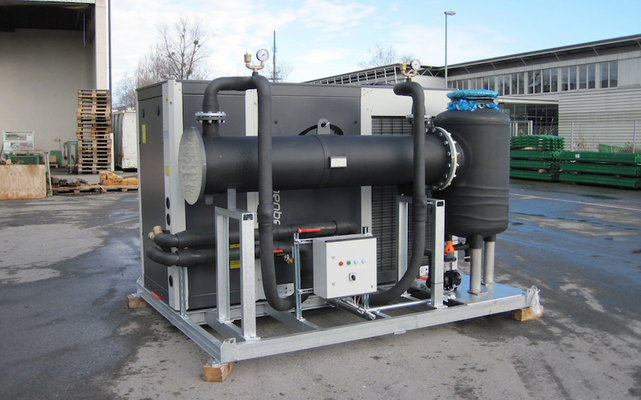 Enfriadores de biogas - secadores de biogas