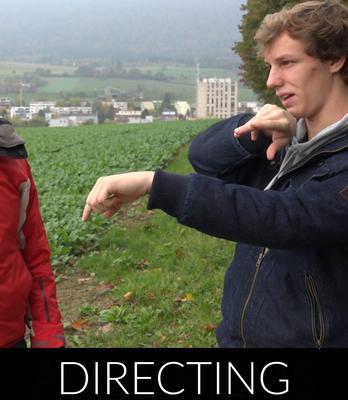 Directing - Aurel Ganz