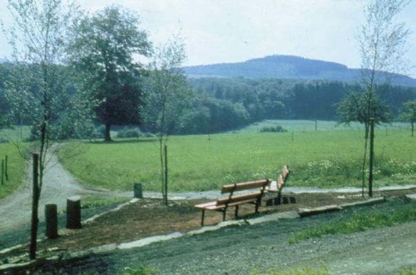 """Drei-Birken-Eck"" (1958)"