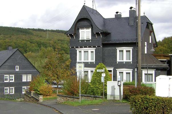 Haus Koch mit Sägewerk (heute)