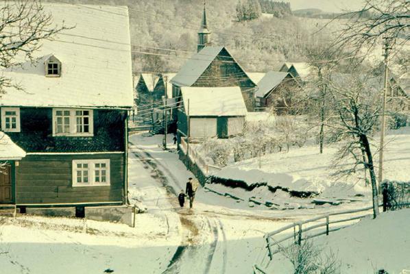 Ecke Langenholzstraße/Mischenbachstraße (1964)