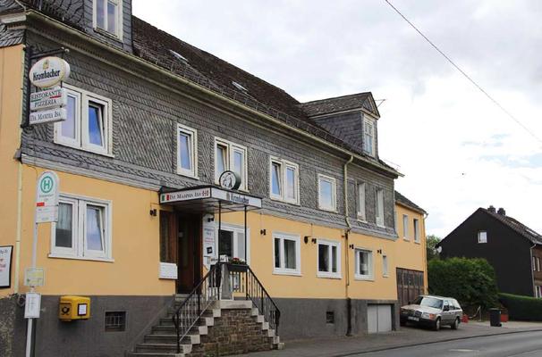 Hotel Petri -später Blecher-  (heute)