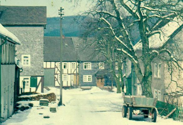 """""""Unterecke""""  -Talstraße- (1952)"""