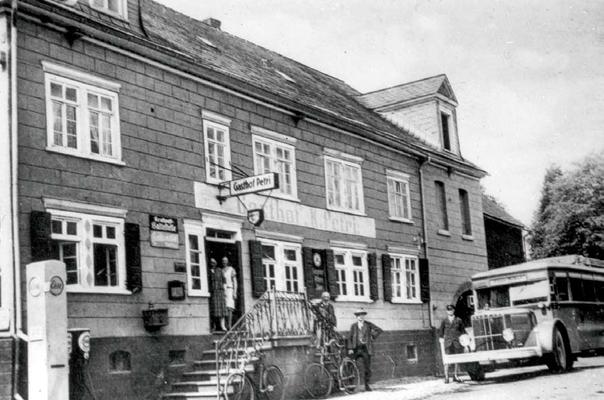 Hotel Petri -später Blecher-  (1929)