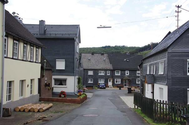 """Unterecke""  -Talstraße- (heute)"