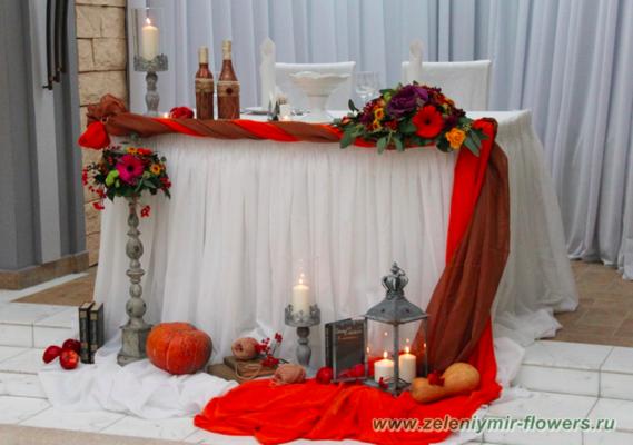 оформление свадебной арки казанская