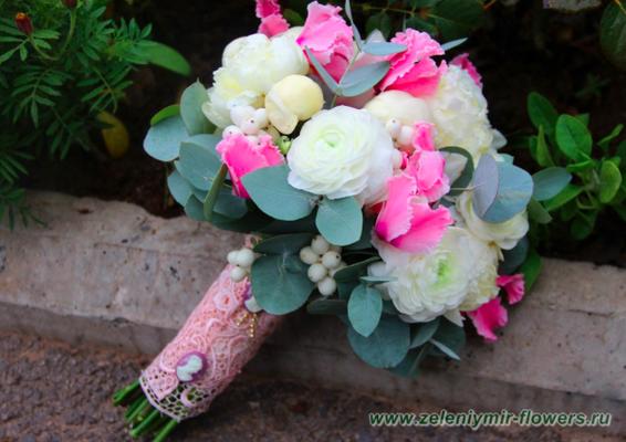 букет невесты миллерово