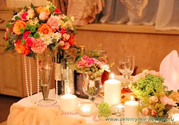 оформление свадебной арки миллерово