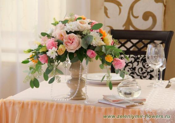 оформление свадебной арки вешенская