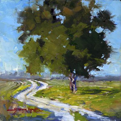 Blackland Prairie Road