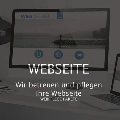 Webseiten Betreuung, Webseiten Pflege, www.mind-avenue.com