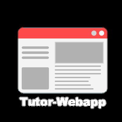 Tutor-Webapp Smart Education