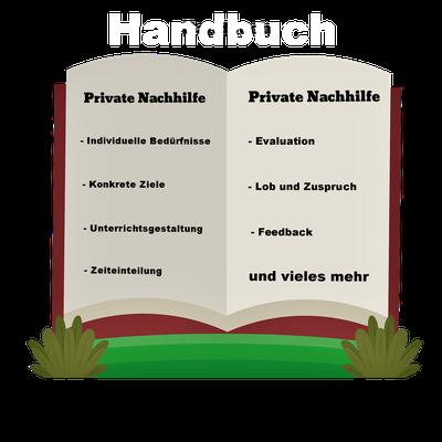 Handbuch für private Nachhilfe Smart Education