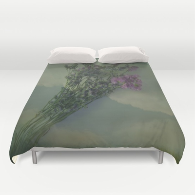 Cover yourself in creativity with our ultra soft microfiber duvet covers. Hand sewn and meticulously crafted, these lightweight duvet covers vividly feature your favorite designs with a soft white reverse side.